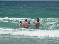 Mediterranean sea Israel