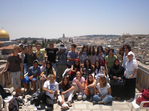 Jerusalem overview