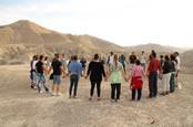 desert gathering Negev Arava